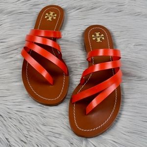 (Tory Burch) Patos Flat Slides